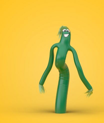 wacky inflatable arm flailing tube man