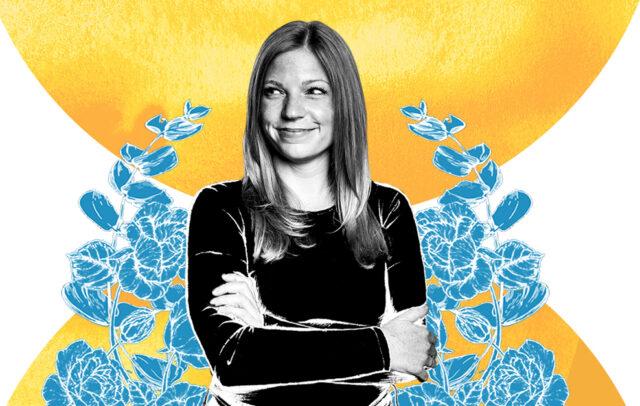 Stylized photo of Laura B Underwood